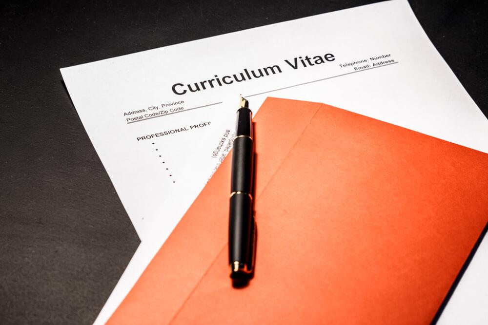 recolocação profissional organize seu currículo